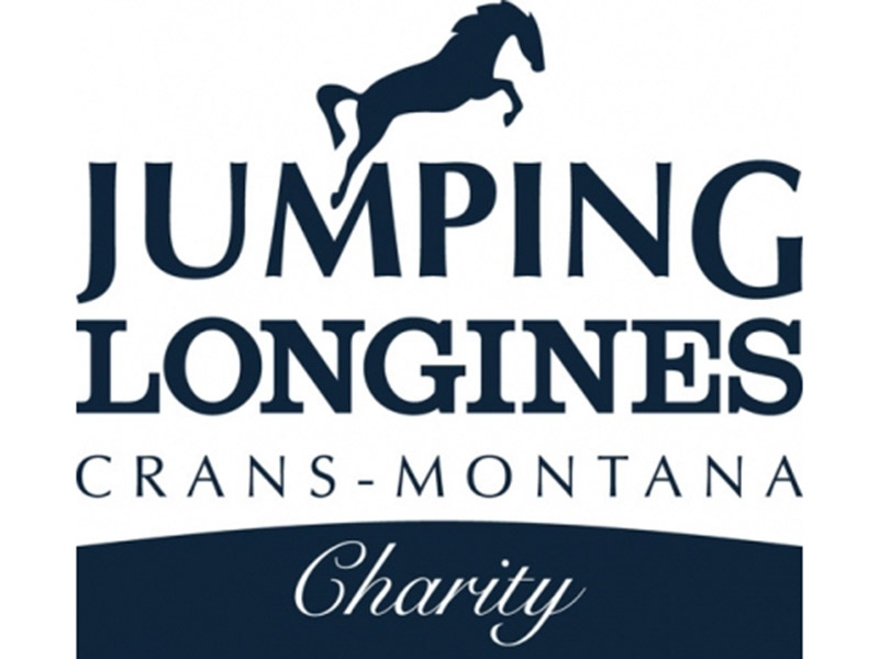 jumping for charity