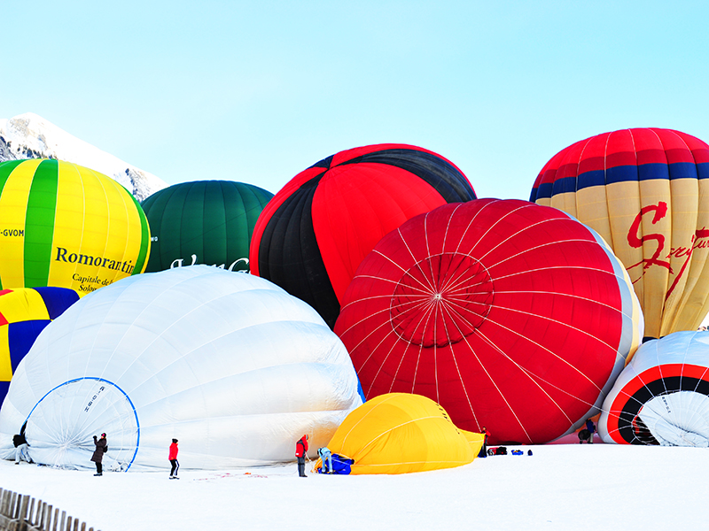 International Hot-Air Balloon Meet