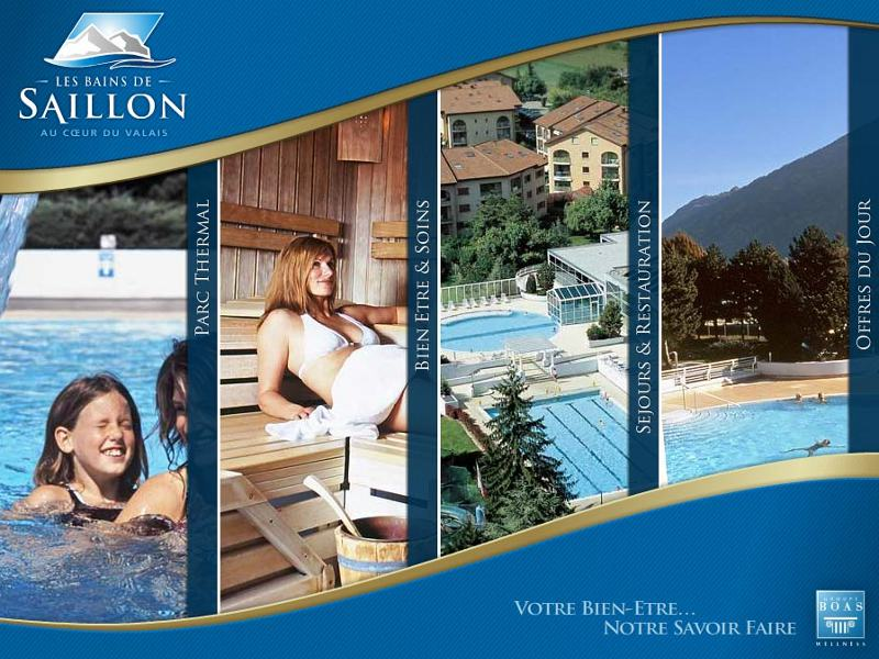 Saillon m j h il for Hotel des bains saillon suisse