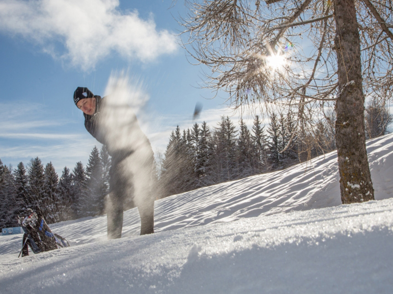 Crans-Montana: Golf