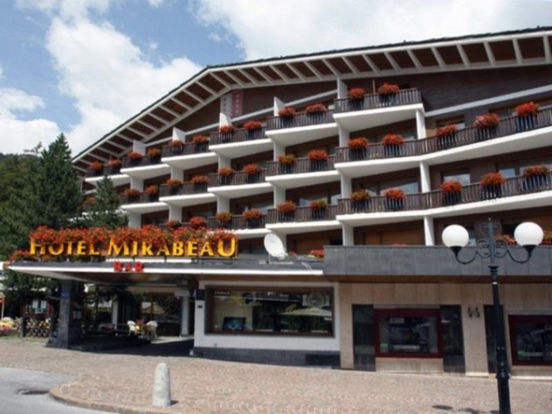 Crans Montana Bar Du Mirabeau