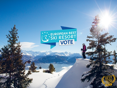 European Best ski resort 2020