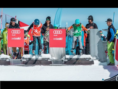 Audi Ski Cross Tour