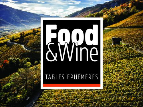 The Guest Tables - Food & Wine