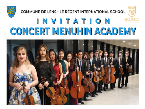 Invitation au Concert de l'International Menuhin Music Academy (IMMA)