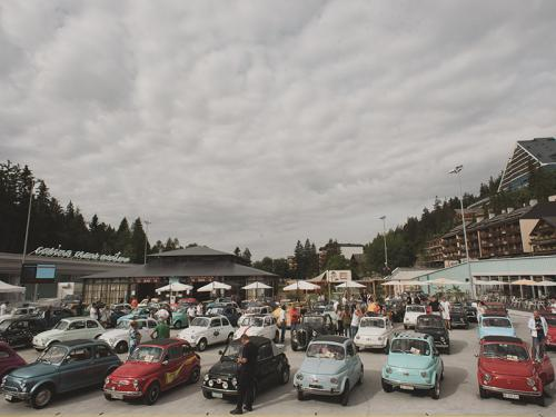 16th Fiat 500 & Vespa International Meeting