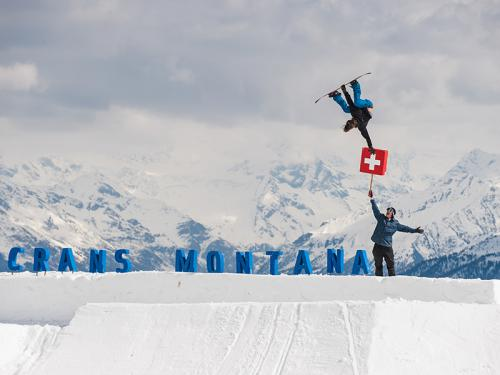 Coupe d'Europe de Snowboard Big Air et Half-Pipe