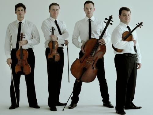 Opening Concert of the String quartet Master Classes