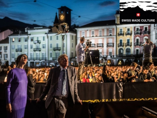 Locarno Film Festival, culture or glamour ?  Marco Slari, president of the Festival