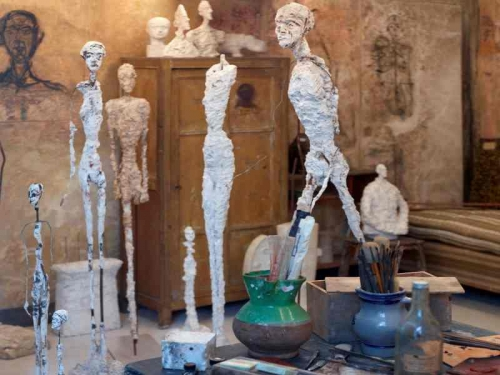 The Giacometti Institute in Paris