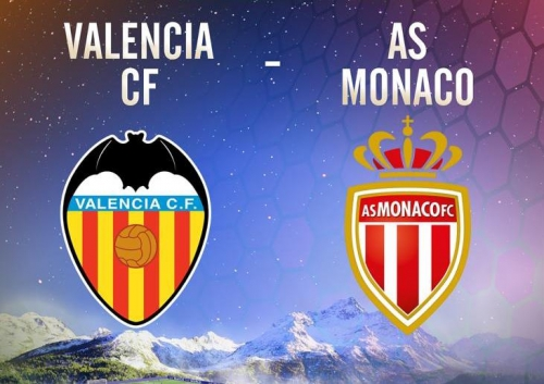Match Valencia CF vs. AS Monaco