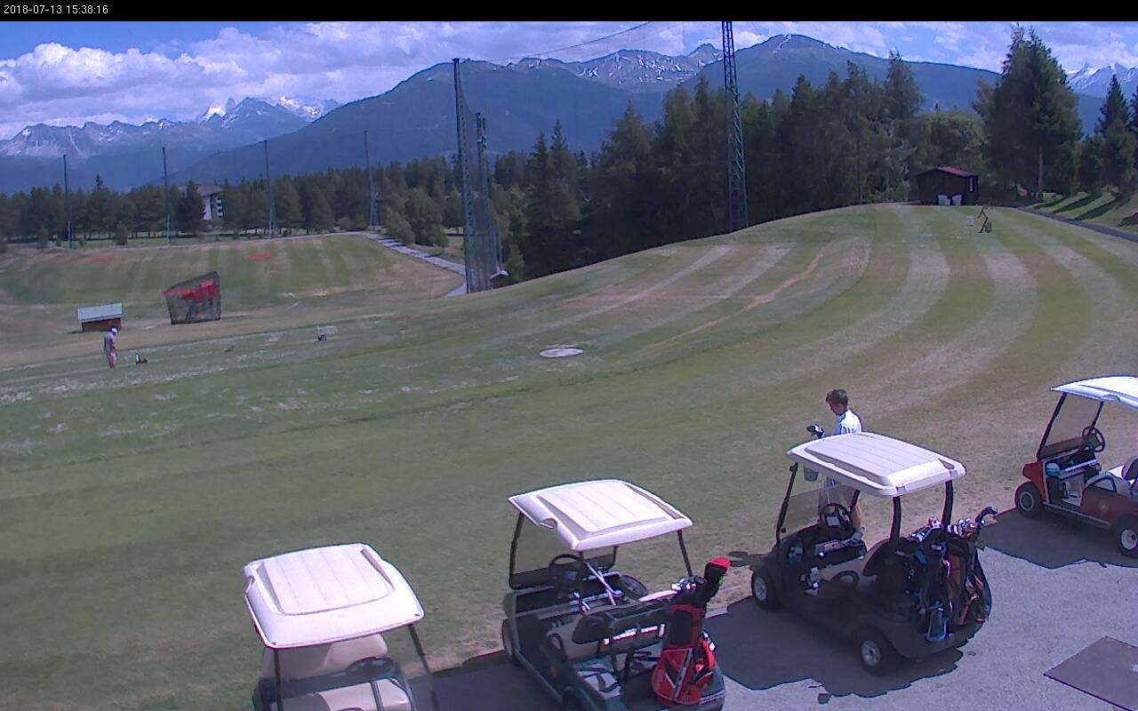 Crans Montana Golf